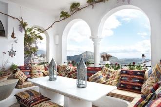 The Molino terrace