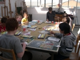 Arty Parties Children Painting